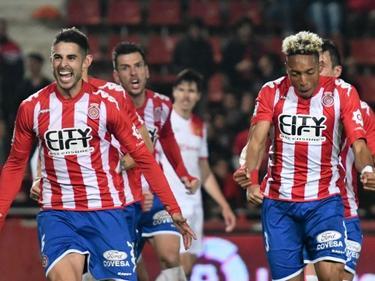 El Girona sigue segundo. (Foto: Girona)