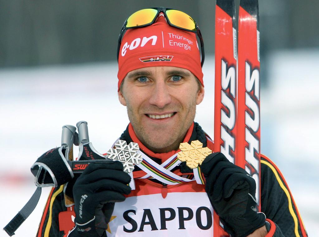Platz 3: Ronny Ackermann (Nordische Kombination)