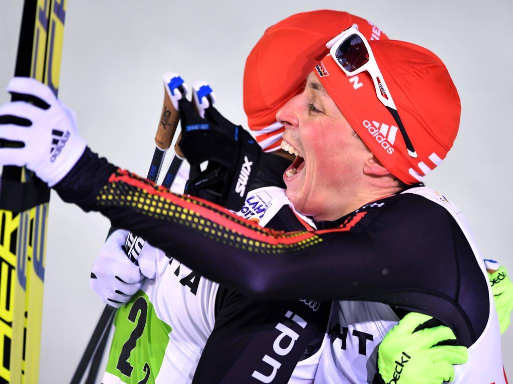 Weltcup-Rekordsieger Eric Frenzel hat noch lange nicht genug