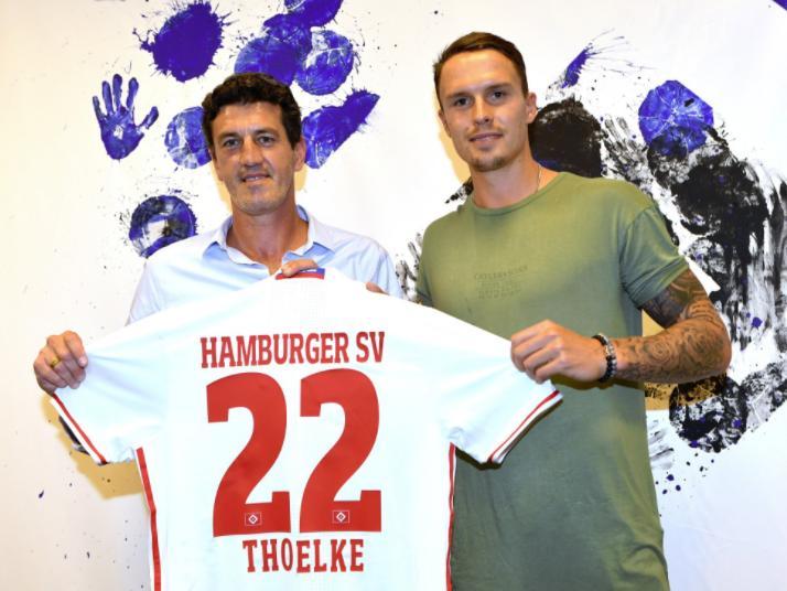 HSV: Thoelke-Transfer auf der Zielgeraden