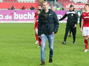 Jeff Strasser und der FCK sind Letzter in der 2. Bundesliga
