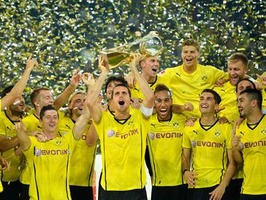 Der BVB gewinnt den ersten Titel der neuen Saison