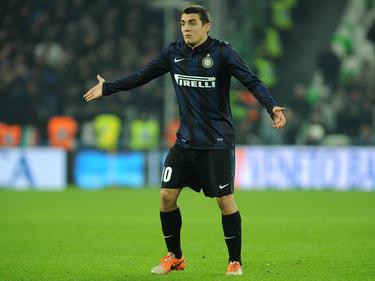 Mateo Kovacic, centrocampista dell'Inter