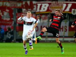Sebastian Rode (l.) und Christoph Kramer sollen im Fokus der Borussia stehen