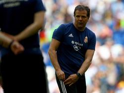 Andreas Möller ist Co-Trainer der Ungaren bei der EURO