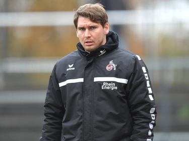 Patrick Helmes bleibt Cheftrainer der zweiten Mannschaft des FC Köln
