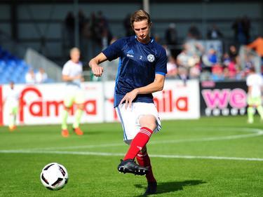 Arne Sicker verlängert bis 2019 bei Holstein Kiel