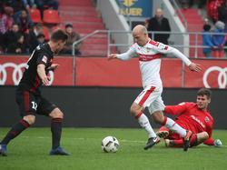 Tobias Werner erzielte den Siegtreffer für den VfB Stuttgart