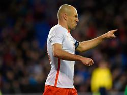 Arjen Robben ist wählerisch