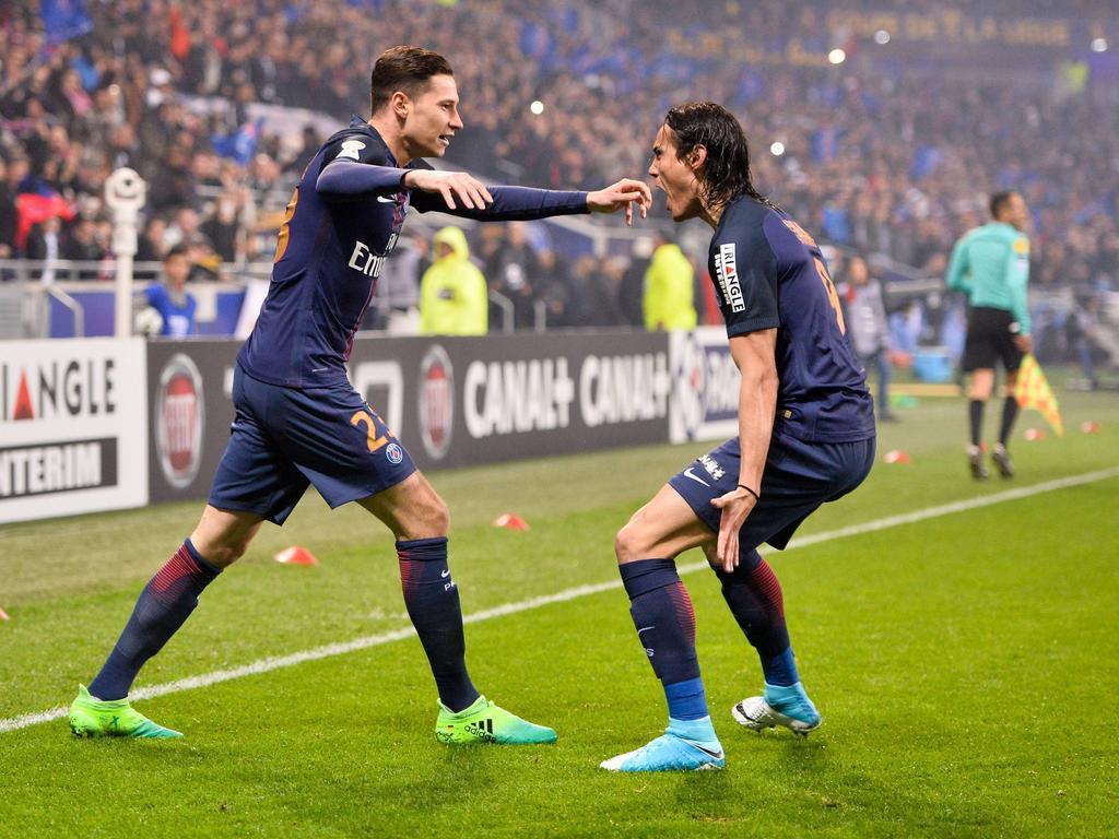 4:1 gegen Monaco : PSG gewinnt Ligapokal zum vierten Mal in Serie