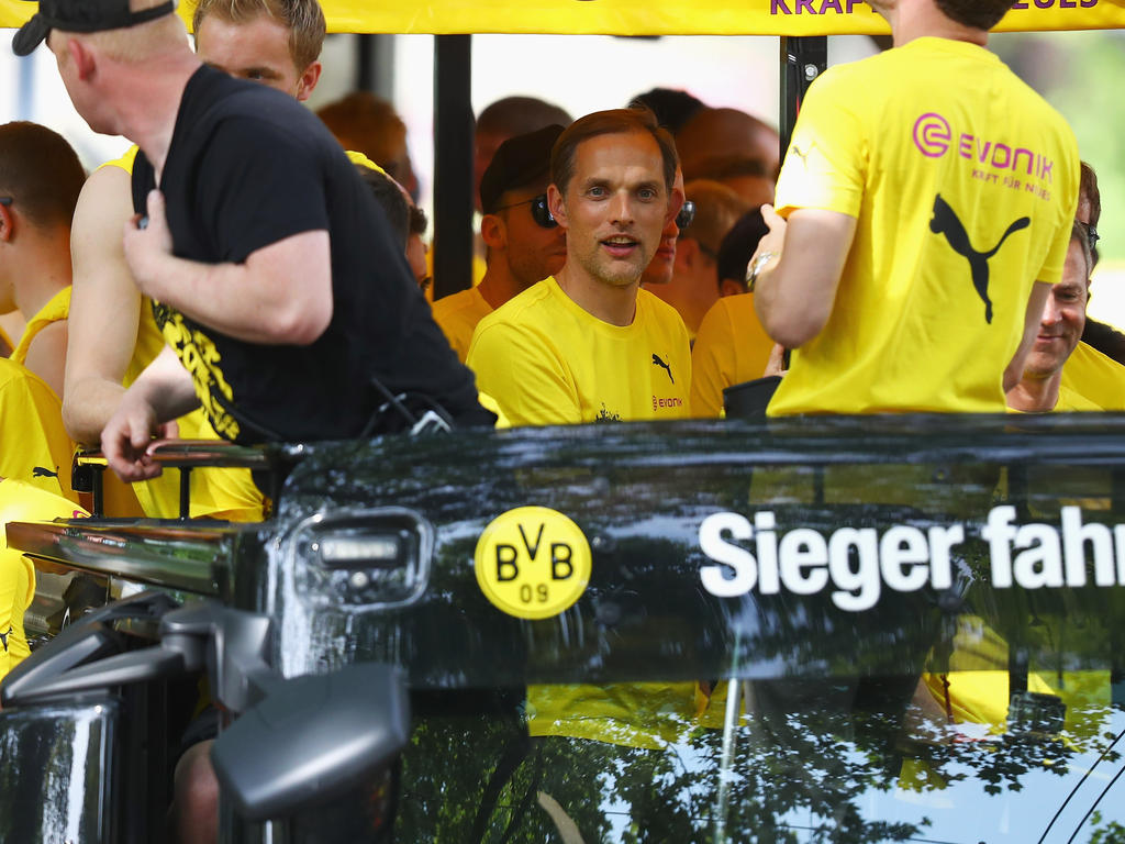 BVB-Coach Thomas Tuchel kassiert bei einem Rauswurf eine saftige Abfindung