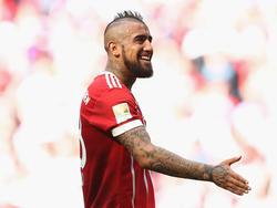 Arturo Vidal würde sich über Alexis Sánchez im Bayern-Trikot freuen