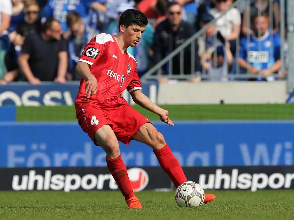 Florian Kohls wechselt von Hertha zu Würzburger Kickers