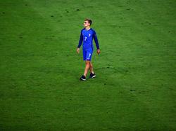 Antoine Griezmann nach dem verlorenen EM-Finale