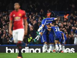 Viermal durfte Chelsea jubeln