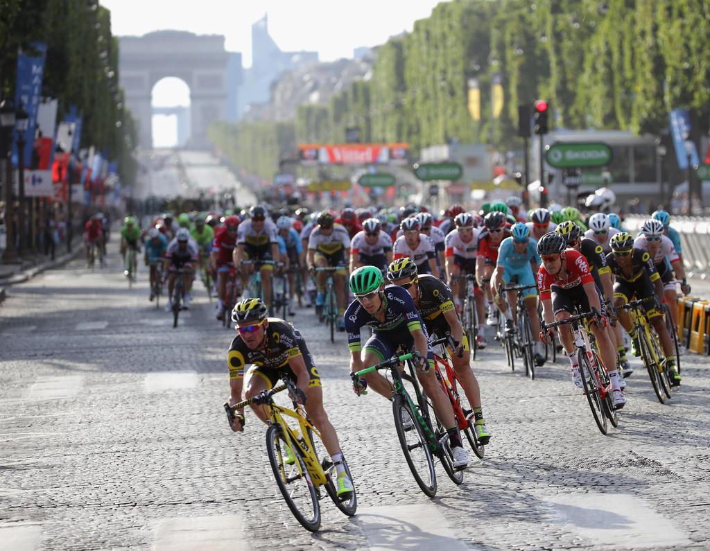 Tour de France - Radsport