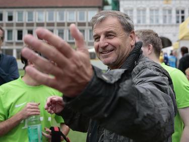 Ulrich Pfisterer feierte einen Auftakt nach Maß