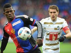 Tabellenführer Basel startete erfolgreich in die Rückrunde