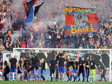 Fans des FC Basel dürfen nicht nach Frankreich
