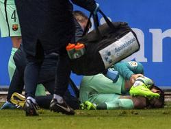 Horror-Verletzungen bei Spielen von Barcelona und Real Madrid