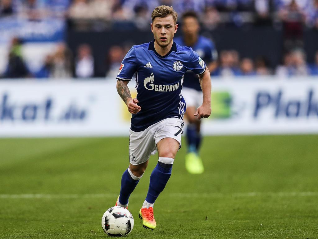FC Schalke 04 stellt neuen Trainer Domenico Tedeso vor