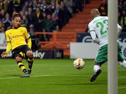 Pierre-Emerick Aubameyang könnte Afrikas Fußballer des Jahres werden