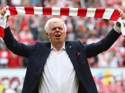 Spinner ist Präsident des 1. FC Köln