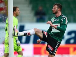 Der Ex-Rieder verstärkt mit Felipe Pires die Offensive der Austria