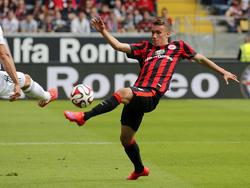 Luca Waldschmidt wechselt aus Frankfurt zum HSV