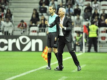 Lucien Favres OGC Nizza ist Tabellenführer in Frankreich