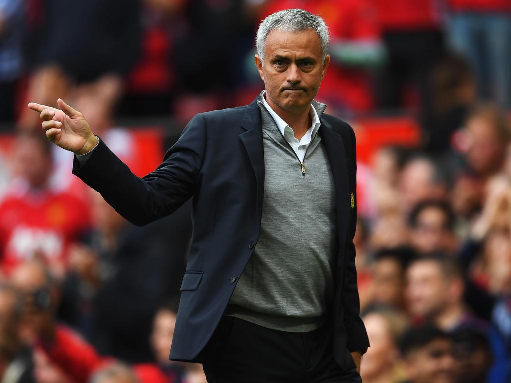 José Mourinho ist mit allen Wassern gewaschen