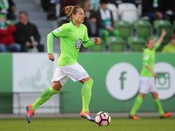 Babett Peter hat in Wolfsburg verlängert