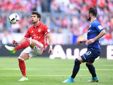 El Bayern de Bernat terminó con las esperanzas del Darmstadt. (Foto: Getty)
