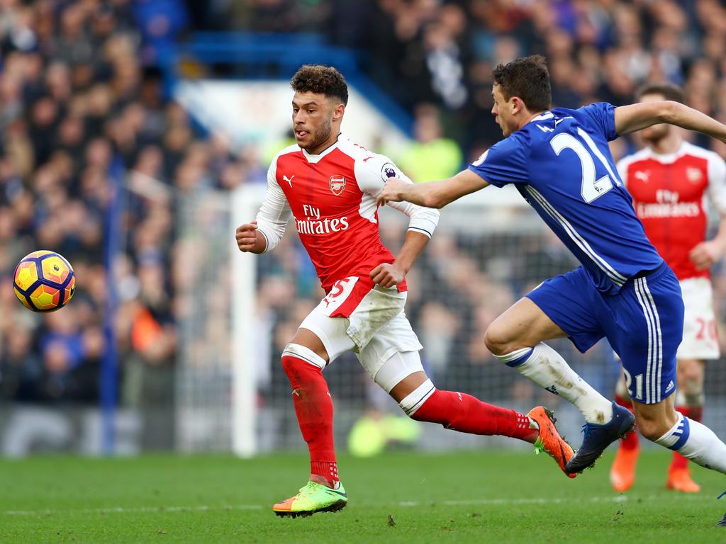 Alex Oxlade-Chamberlain (FC Arsenal)