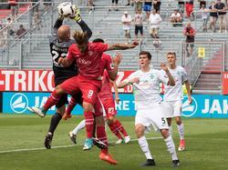Würzburg und Bremen II trennen sich unentschieden