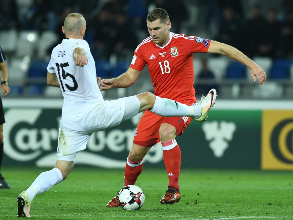 Fußball: Wales, Irland nach Siegen im Duell um WM-Play-off