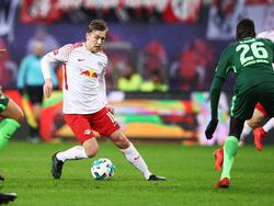 Emil Forsberg fehlt Leipzig auch gegen Wolfsburg