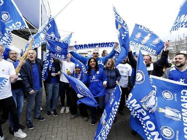 In Leicester können es die Fans noch immer nicht recht fassen