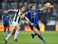 'Ibra' en su época en el Inter durante 2006 a 2009. (Foto: Getty)