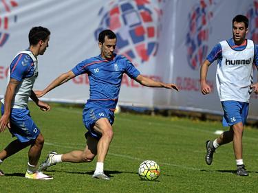 El Real Oviedo se sube al tren de los 'playoffs'. (Foto: Imago)