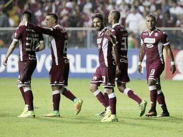 Con esta victoria, Saprissa totaliza 33 títulos nacionales en Costa Rica. (Foto: Imago)