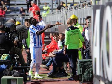 Italiens Fußballverband gibt Sulley Muntari Rückendeckung