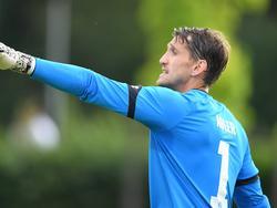 René Adler übernimmt in Mainz direkt eine Führungsrolle