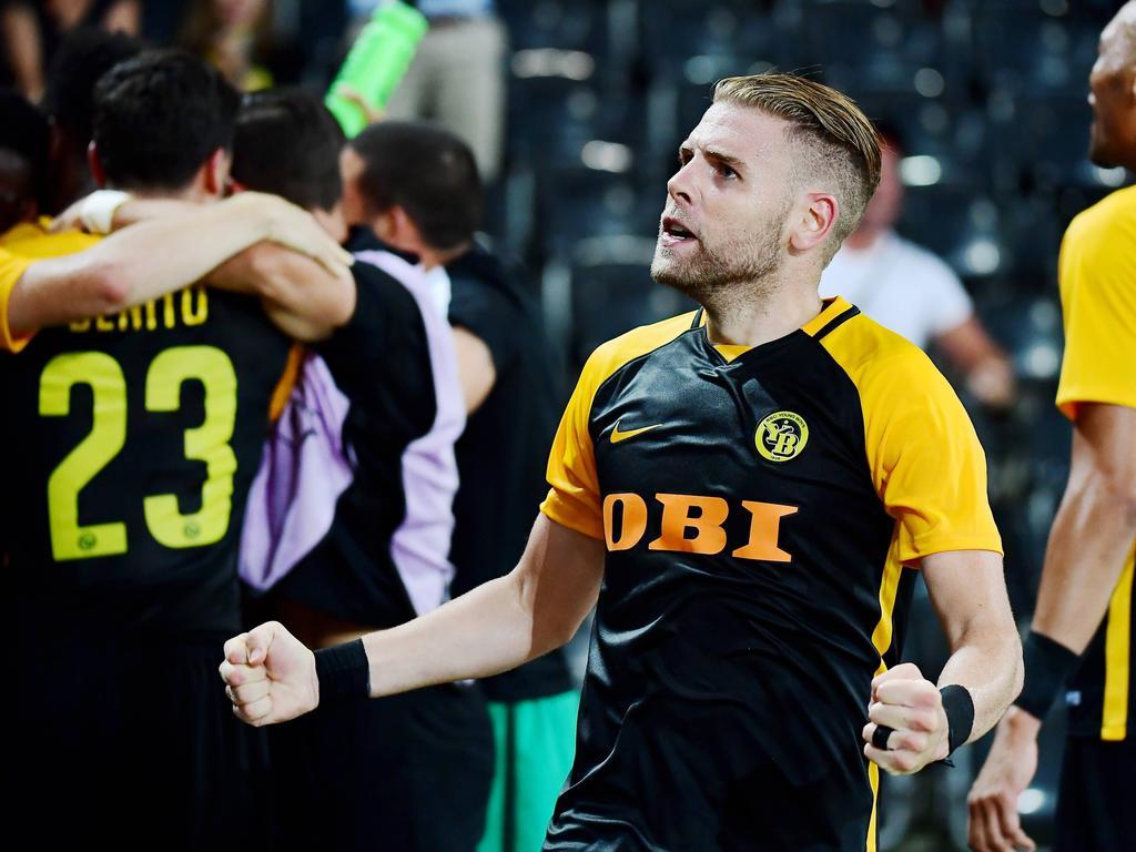 Yoric Ravet soll vor einem Wechsel zum SC Freiburg stehen