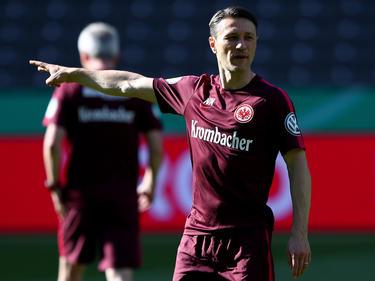 Niko Kovač sah ein Unentschieden seiner Eintracht tgegen Sassuolo Calcio