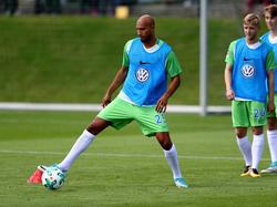John Anthony Brooks könnte sein erstes Pflichtspiel für Wolfsburg bestreiten