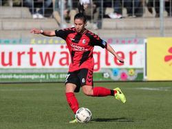 Hasret Kayikçi erzielte den Siegtreffer für Freiburg