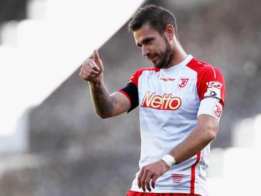 Marco Grüttner erzielte einen Treffer gegen den DSC