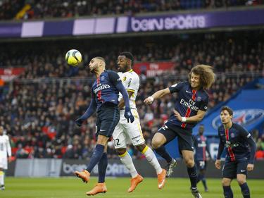 Umkämpft, aber ohne Tore: PSG gegen Lille