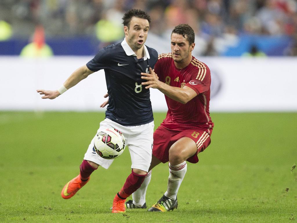 Francia y España volverán a medirse en la capital gala. (Foto: Imago)